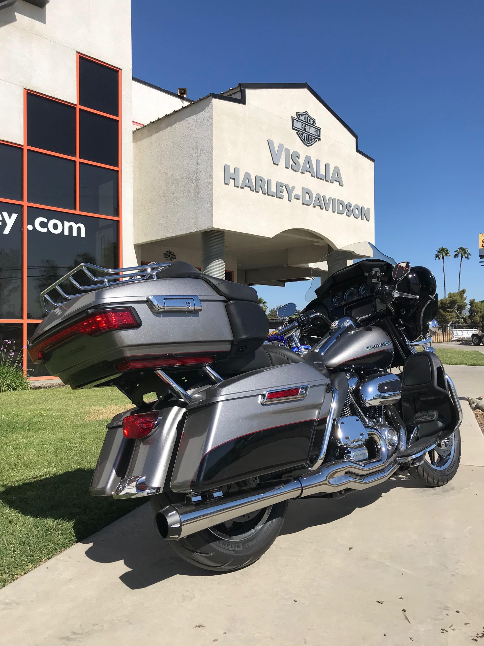 2017 Harley-Davidson Electra Glide Ultra Limited at Visalia Harley-Davidson