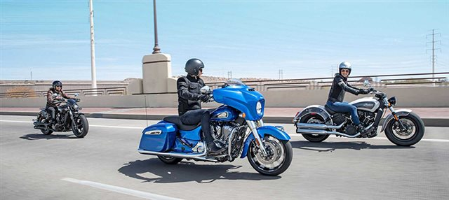 2020 Indian Chieftain Limited at Pikes Peak Indian Motorcycles