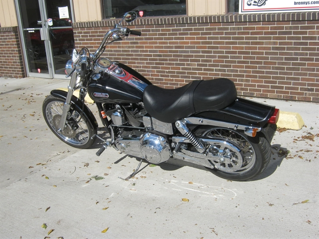 2007 Harley-Davidson Wide Glide FXDWG at Brenny's Motorcycle Clinic, Bettendorf, IA 52722