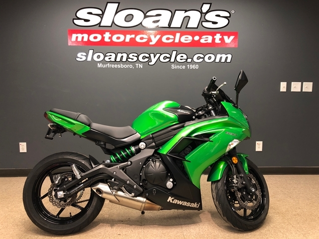 2015 Kawasaki Ninja 650 ABS at Sloans Motorcycle ATV, Murfreesboro, TN, 37129