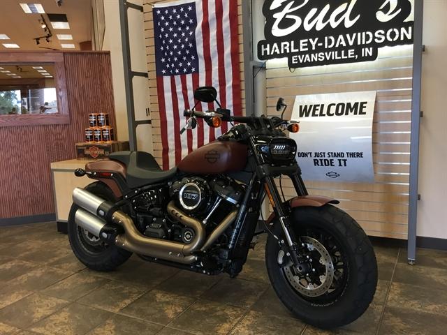 2018 Harley-Davidson Softail Fat Bob at Bud's Harley-Davidson Redesign