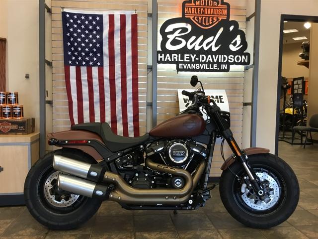 2018 Harley-Davidson Softail Fat Bob at Bud's Harley-Davidson