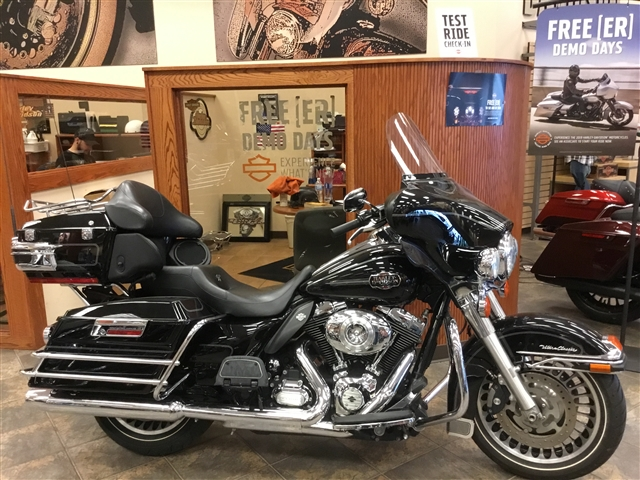 2012 Harley-Davidson Electra Glide Ultra Classic at Bud's Harley-Davidson, Evansville, IN 47715