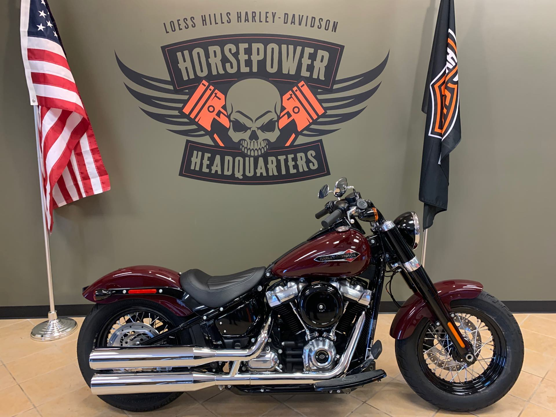 2020 Harley-Davidson Softail Softail Slim at Loess Hills Harley-Davidson