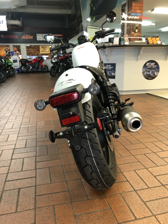 2021 Honda Rebel 500 Base at Wild West Motoplex