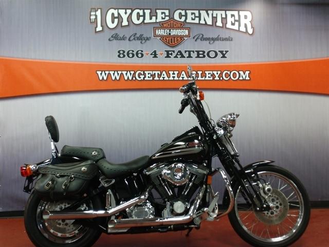 1997 Harley-Davidson FXSTSB - Springer Softail Bad Boy at #1 Cycle Center Harley-Davidson
