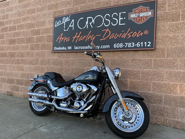 2015 Harley-Davidson Softail Fat Boy at La Crosse Area Harley-Davidson, Onalaska, WI 54650