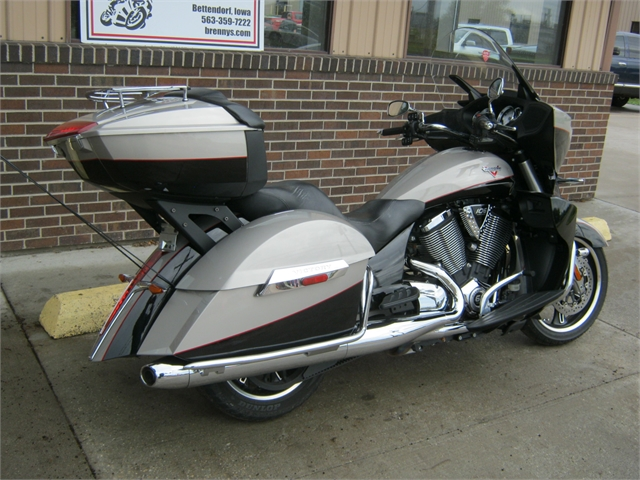 2014 Victory Motorcycles Cross Country Tour Base at Brenny's Motorcycle Clinic, Bettendorf, IA 52722