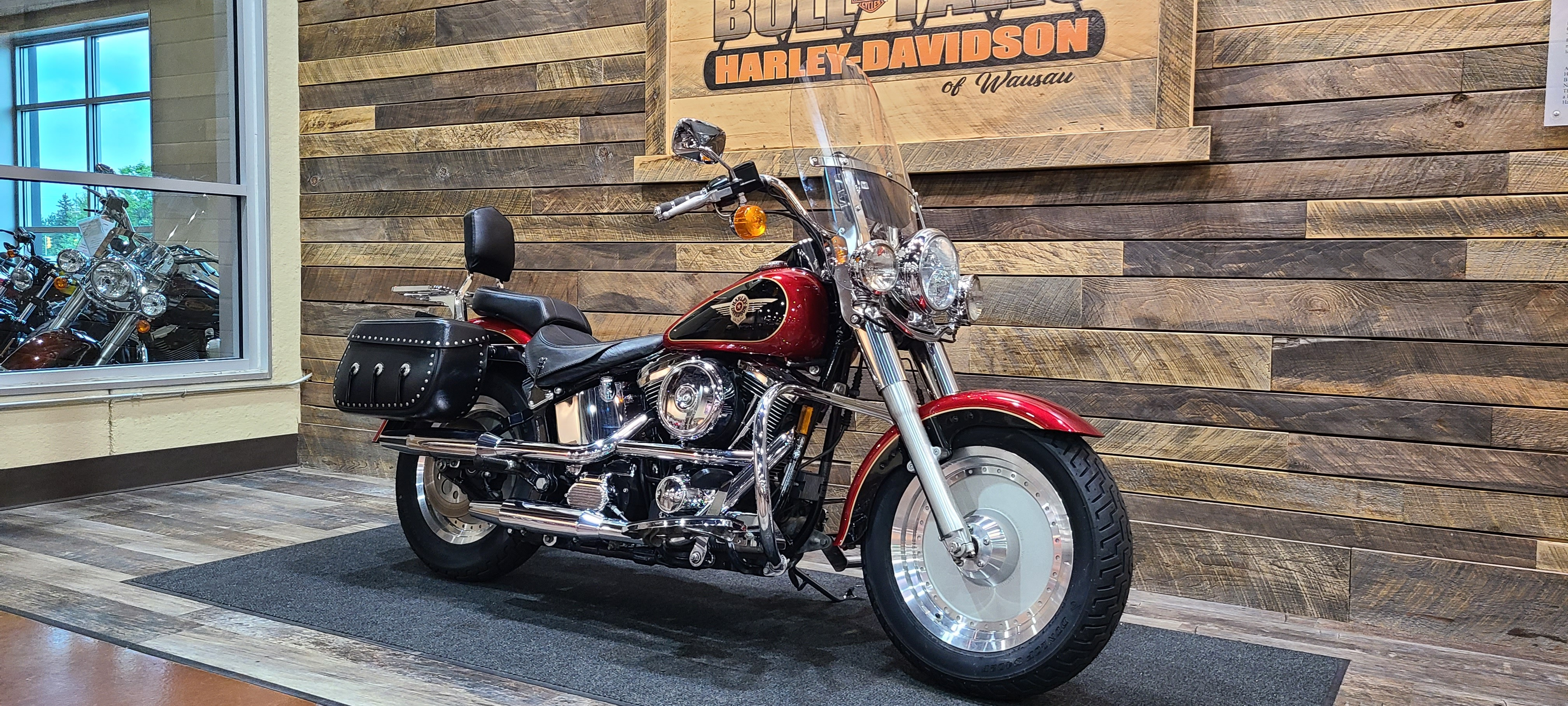 1998 Harley-Davidson FLSTF at Bull Falls Harley-Davidson