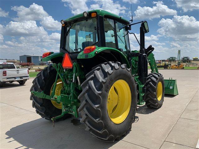 2019 John Deere 6110M at Keating Tractor
