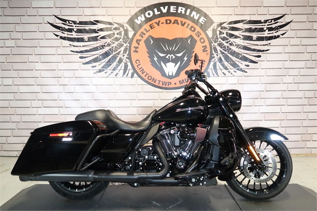 2018 Harley-Davidson Road King Special at Wolverine Harley-Davidson