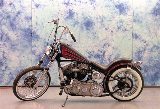 1953 HARLEY-DAVIDSON FL at #1 Cycle Center Harley-Davidson