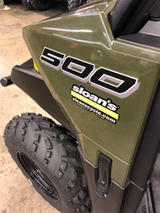 2019 Polaris Ranger 500 Base at Sloan's Motorcycle, Murfreesboro, TN, 37129