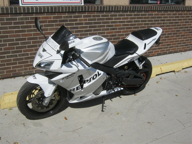 2003 Honda CBR600RR Repsol Edition at Brenny's Motorcycle Clinic, Bettendorf, IA 52722