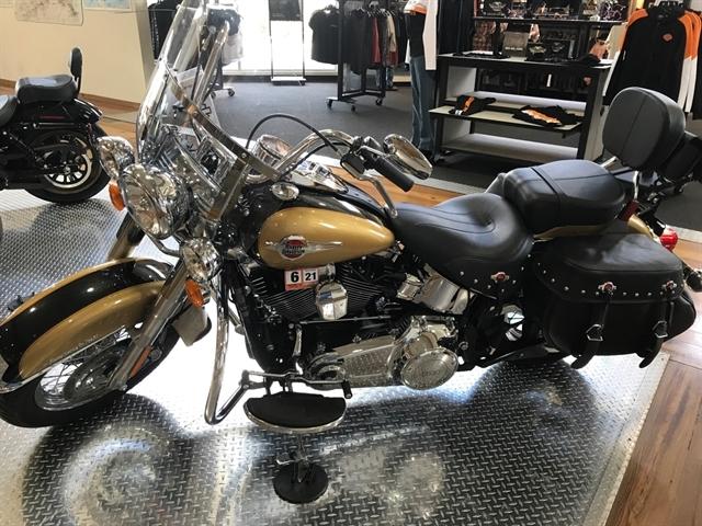 2017 Harley-Davidson Softail Heritage Softail Classic at Shenandoah Harley-Davidson®