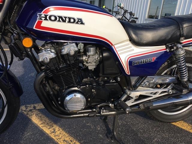 1983 HONDA CB1100F at Randy's Cycle, Marengo, IL 60152