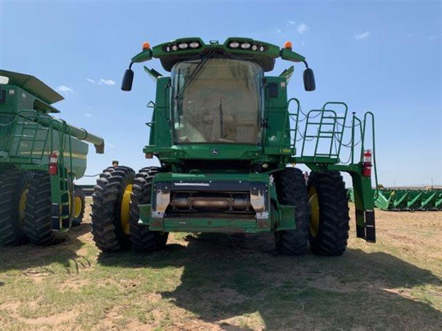 2015 John Deere S670 at Keating Tractor