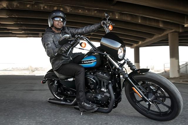 2019 Harley-Davidson Sportster Iron 1200 at Gruene Harley-Davidson
