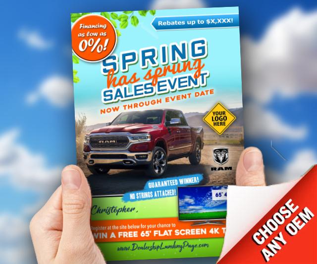 Spring Has Sprung Automotive at PSM Marketing - Peachtree City, GA 30269