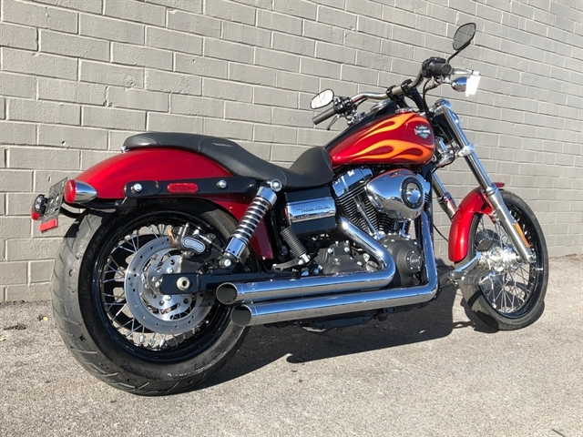 2012 Harley-Davidson Dyna Glide Wide Glide at Cannonball Harley-Davidson®