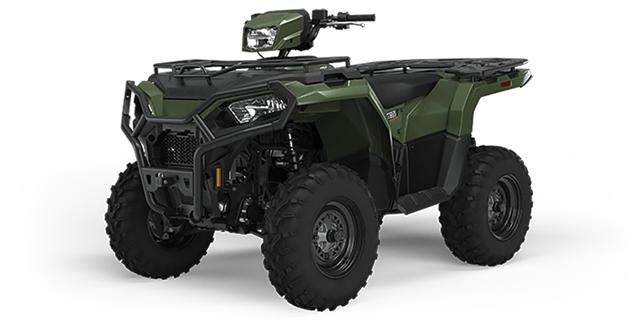 2022 Polaris Sportsman 450 HO Utility at Cascade Motorsports