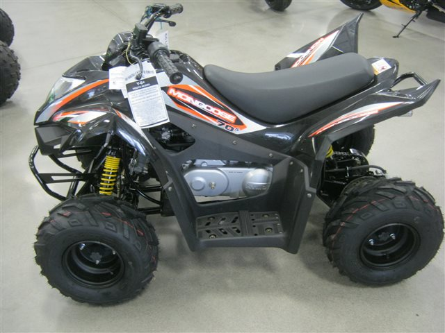 2018 KYMCO Mongoose 70 S at Brenny's Motorcycle Clinic, Bettendorf, IA 52722
