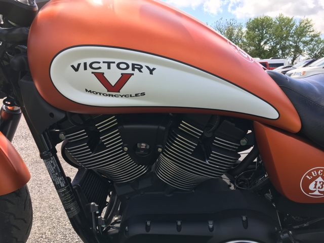2017 Victory High-Ball Base at Randy's Cycle, Marengo, IL 60152