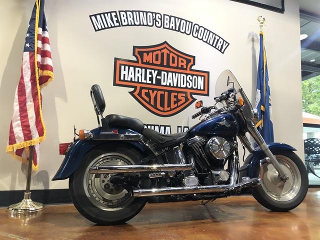 1999 Harley-Davidson FLSTF at Mike Bruno's Bayou Country Harley-Davidson