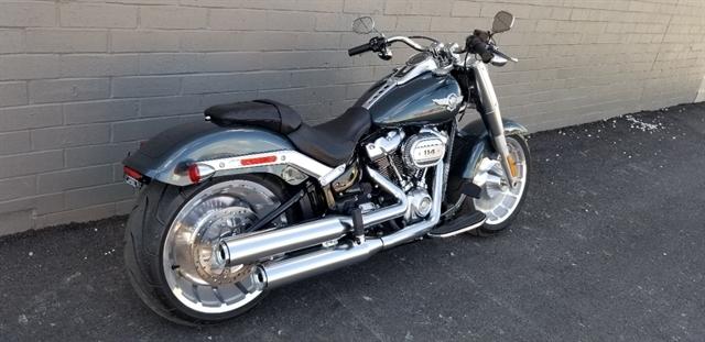 2020 Harley-Davidson Softail Fat Boy 114 at Cannonball Harley-Davidson®
