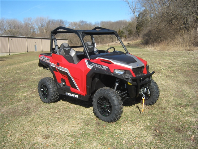 2019 Polaris GENERAL 1000 EPS Premium at Brenny's Motorcycle Clinic, Bettendorf, IA 52722