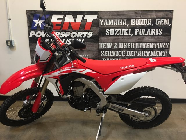 2019 Honda CRF 450L at Kent Powersports of Austin, Kyle, TX 78640
