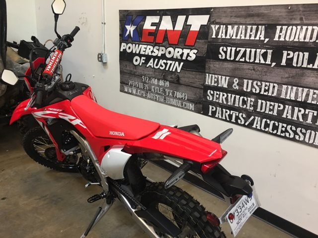 2019 Honda CRF 450L at Kent Powersports of Austin, Kyle, TX 78640