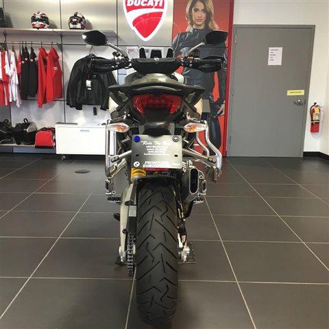 2016 Ducati Multistrada 1200 Enduro at Frontline Eurosports