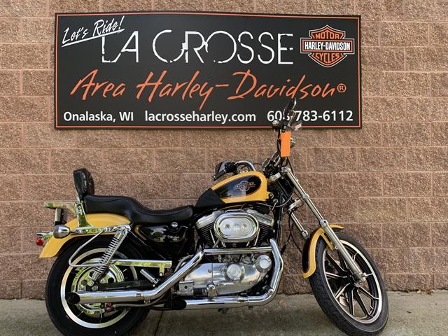 1995 Harley-Davidson Sportster 1200 at La Crosse Area Harley-Davidson, Onalaska, WI 54650
