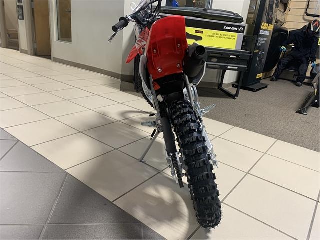 2021 Honda CRF 125F (Big Wheel) at Star City Motor Sports