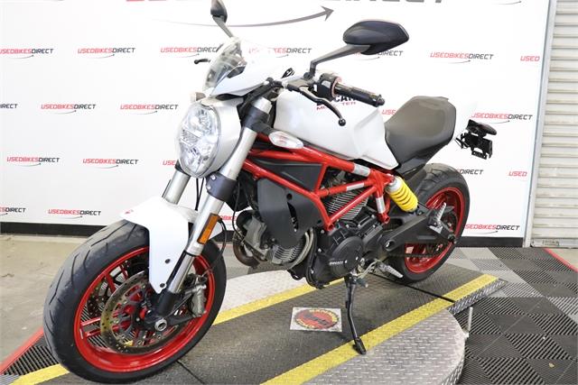 2018 Ducati Monster 797+ at Used Bikes Direct