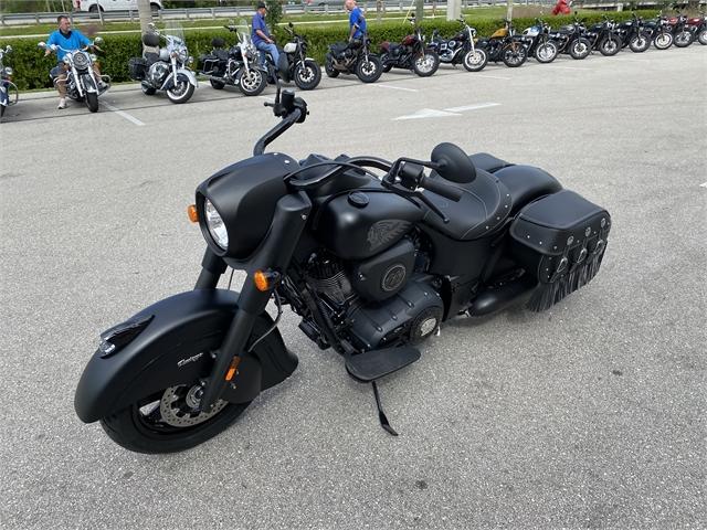 2021 Indian Vintage Vintage Dark Horse at Fort Myers