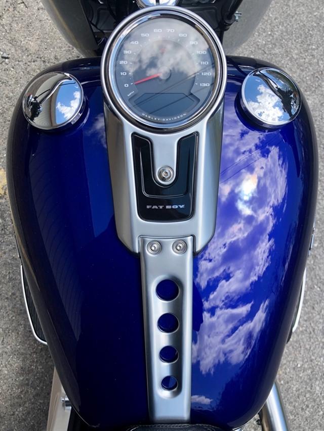 2020 Harley-Davidson Softail Fat Boy 114 at RG's Almost Heaven Harley-Davidson, Nutter Fort, WV 26301