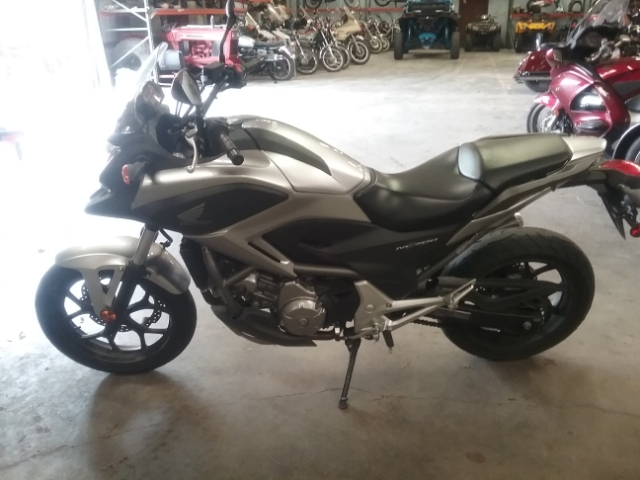 2012 Honda NC700X Base at Thornton's Motorcycle - Versailles, IN