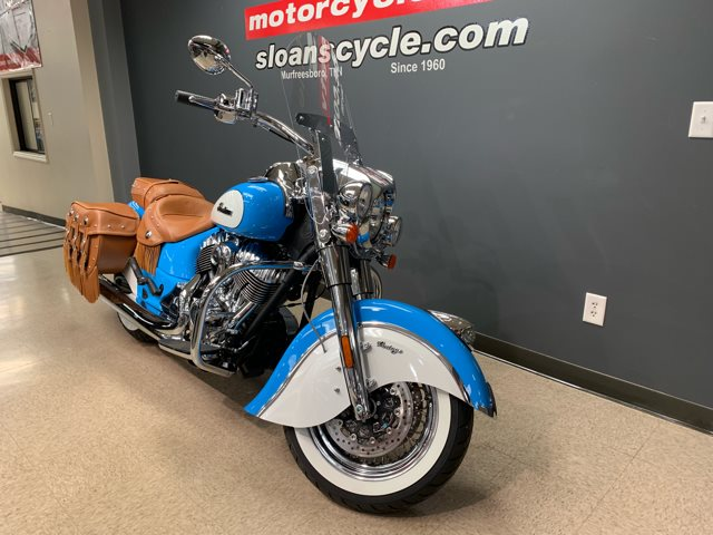 2018 Indian Chief Vintage at Sloan's Motorcycle, Murfreesboro, TN, 37129
