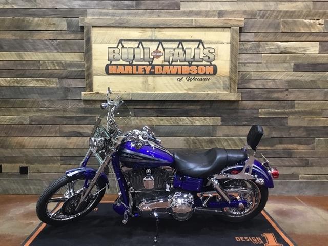 2008 HD FXDSE2 at Bull Falls Harley-Davidson