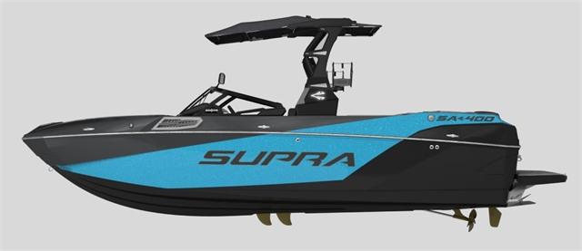 2021 Supra SA450 at Fort Fremont Marine