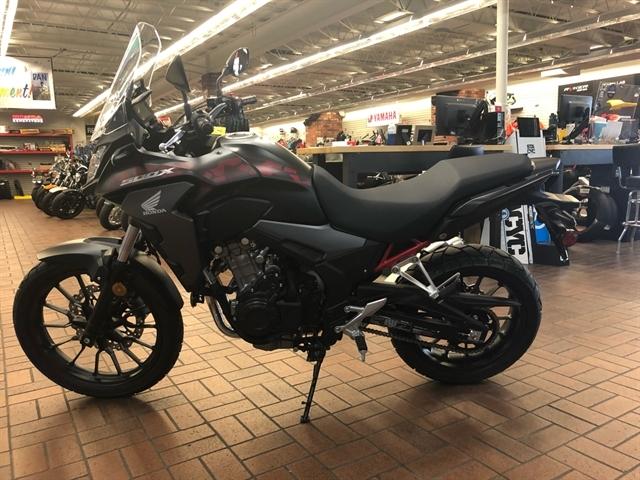 2021 Honda CB500X ABS at Wild West Motoplex