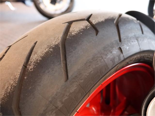 2017 Ducati Monster 821 at Frontline Eurosports