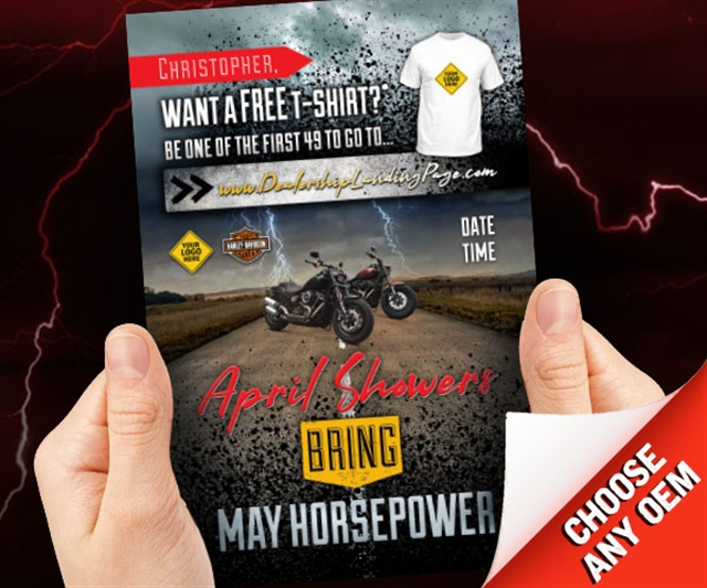 April Showers Bring May Horsepower Powersports at PSM Marketing - Peachtree City, GA 30269