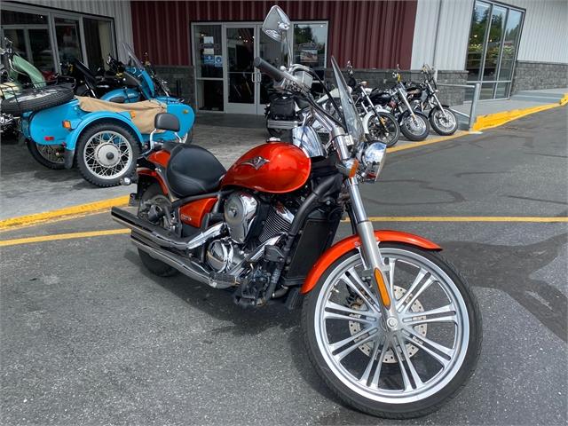 2009 Kawasaki Vulcan 900 Custom at Lynnwood Motoplex, Lynnwood, WA 98037