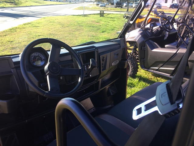 2017 Polaris Ranger XP 1000 EPS Ranch Edition at Kent Motorsports, New Braunfels, TX 78130