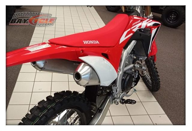 2021 Honda CRF250R 250R at Bay Cycle Sales
