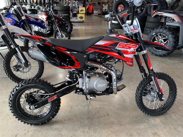 2021 SSR Motorsports SR125 125TR at Kent Motorsports, New Braunfels, TX 78130