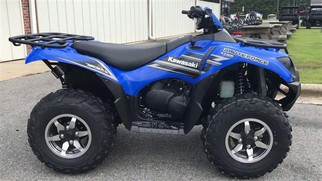 2018 Kawasaki Brute Force 750 4x4i EPS at Jacksonville Powersports, Jacksonville, FL 32225